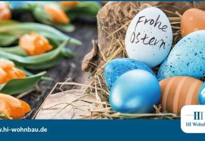 Frohe Osterfeiertage